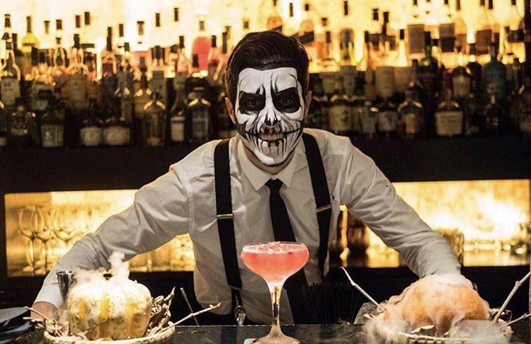 Halloween Londra.Roberto Buzzatti On Twitter E A Londra A Londra Halloween Si