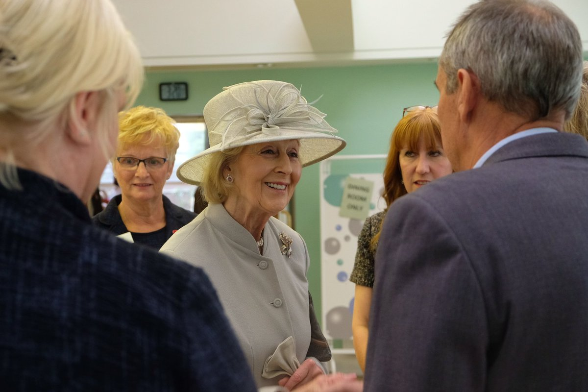 In case you missed it, heres a round-up of Princess Alexandras visit to @CareforVeteran in Worthing today: bit.ly/2z0cI9j