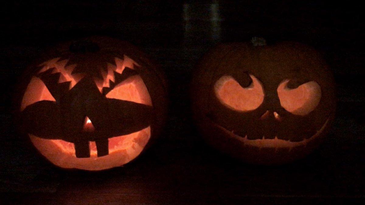 Happy bloody Halloween