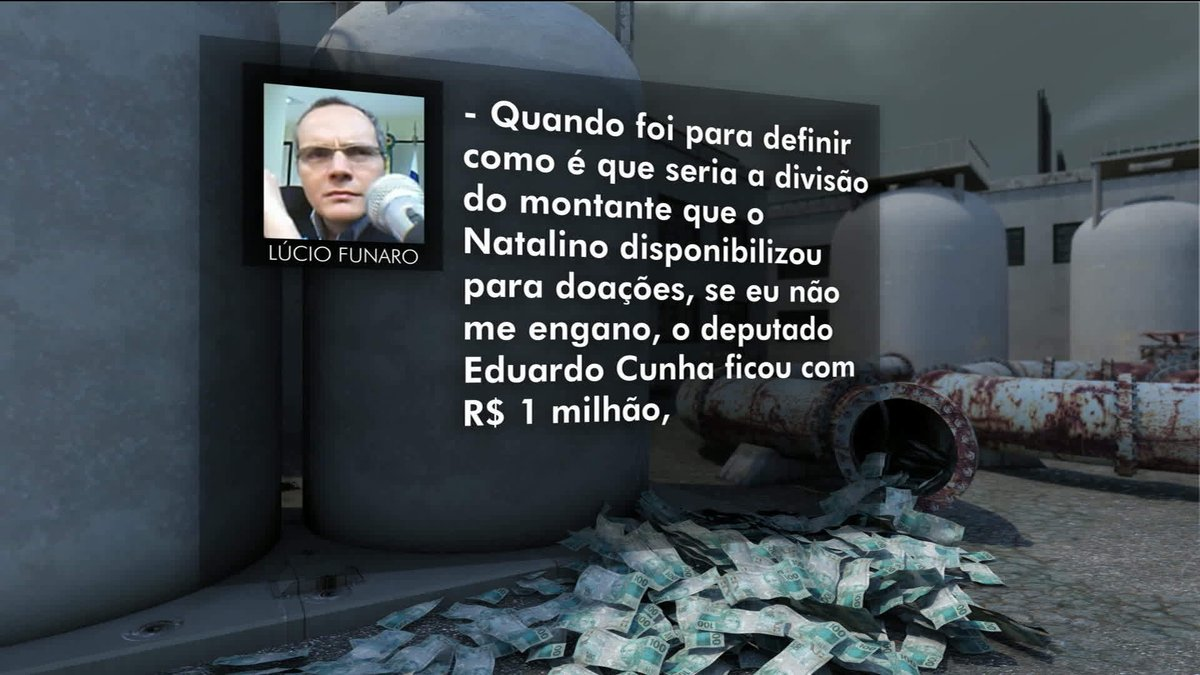 Lúcio Funaro diz que campanha do presidente Michel Temer recebeu R$ 2,5 milhões em propina: https://t.co/VnbaUlzFae