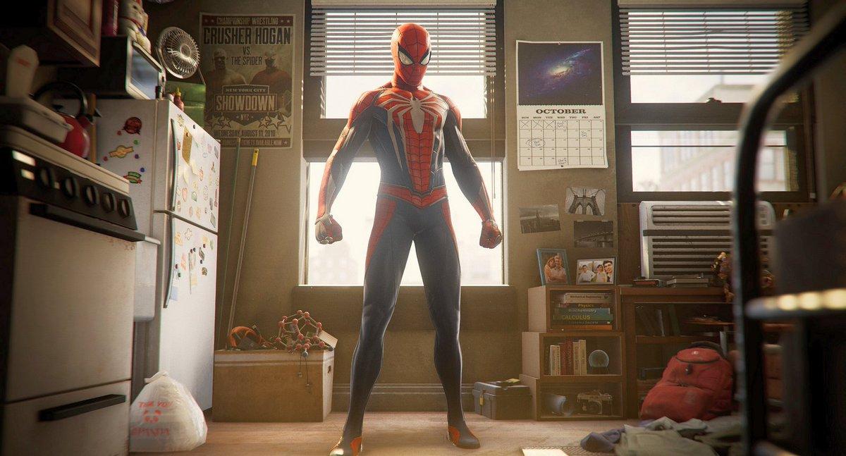 Spider-Man PS4 Trailer