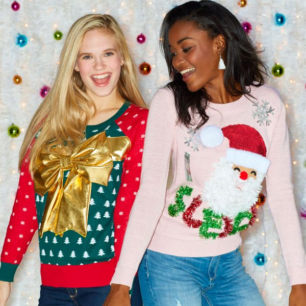 jcpenney on twitter tis the season for an ugly christmas sweater party get yours before. Black Bedroom Furniture Sets. Home Design Ideas