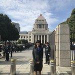 国会に戻って参りました。1期目以上にしっかり、日本の為に頑張ります! pic.twitter.com…