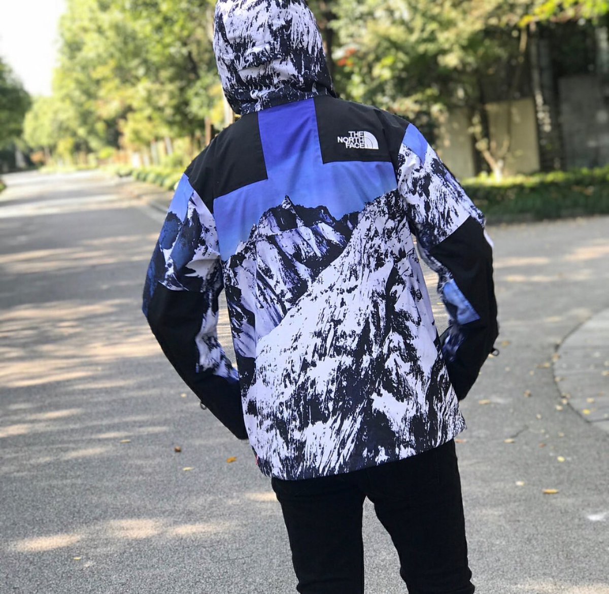 Supreme Tnf Part 2 Tee Leak Rumored