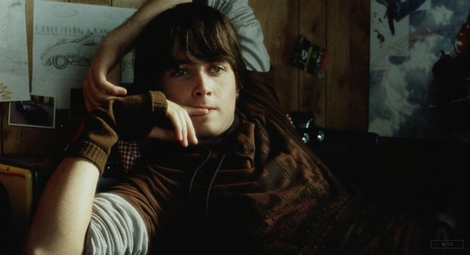New happy birthday shot What movie is it? 5 min to answer! (5 points) [Justin Chatwin, 35]
