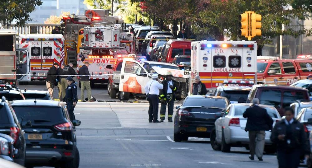 Tiroteo en Manhattan: al menos ocho muertos y un detenido