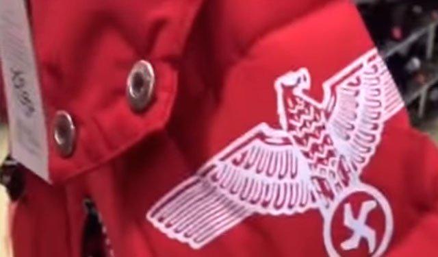 Детские куртки с нацистской символикой появились в продаже в Татарстане: https://t.co/2dxbQFNUKU