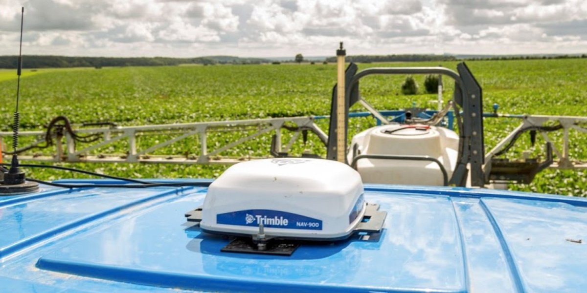 Trimble Agriculture on Twitter: