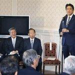 安倍晋三首相のあいさつ全文「勝利の喜びは過去のものとし、日本の未来のため全力で取り組もう」自民党の両…
