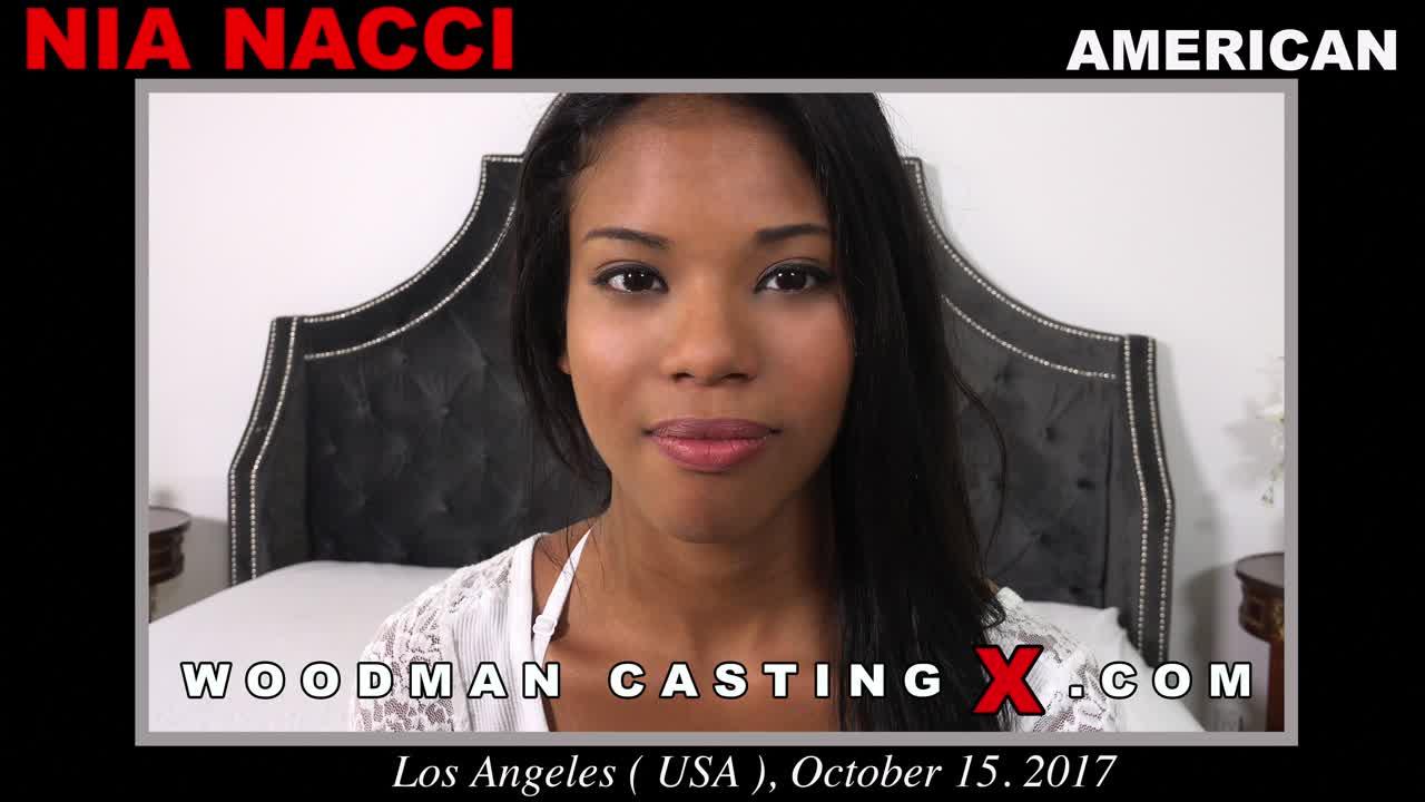 Woodman Casting X on Twitter: [New Video] Nia Nacci https