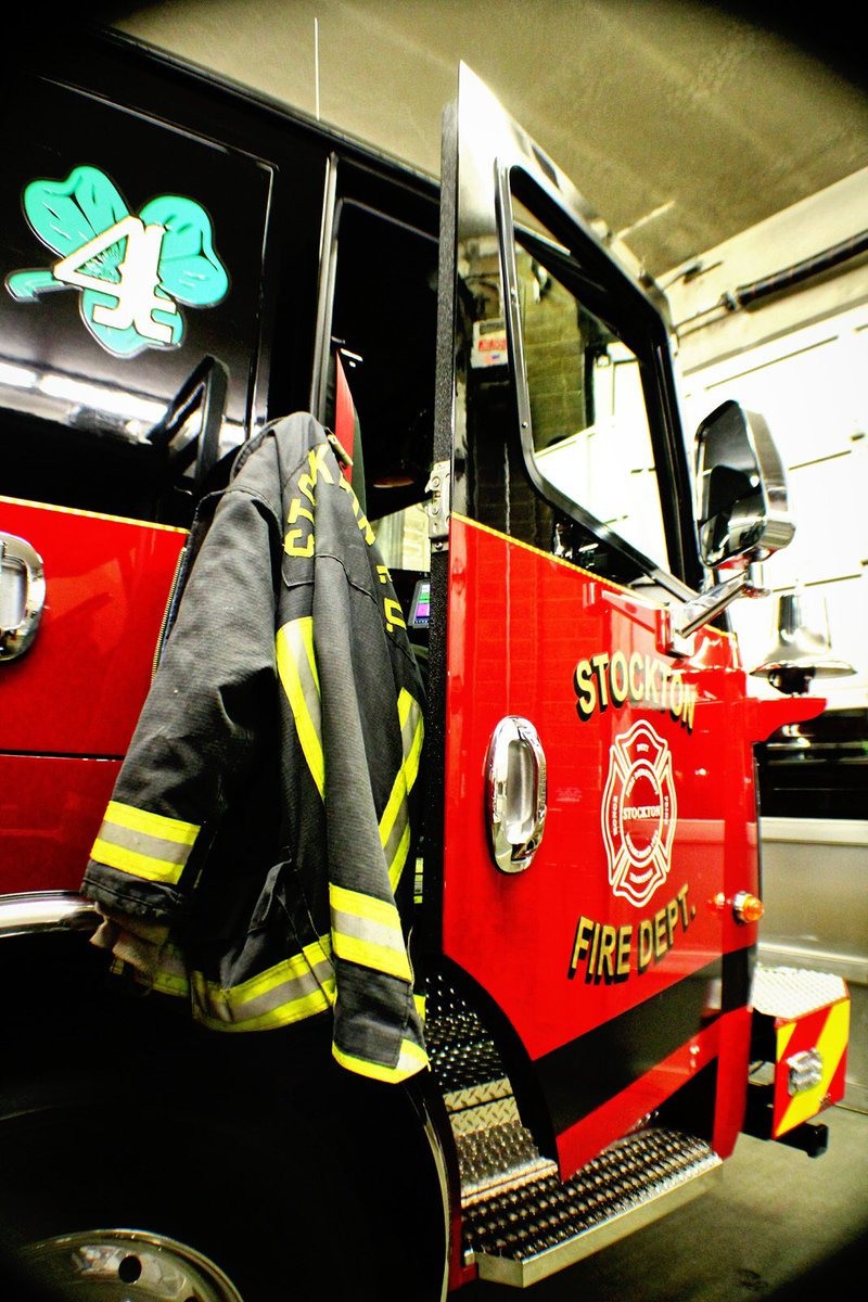 stockton fire chief fire