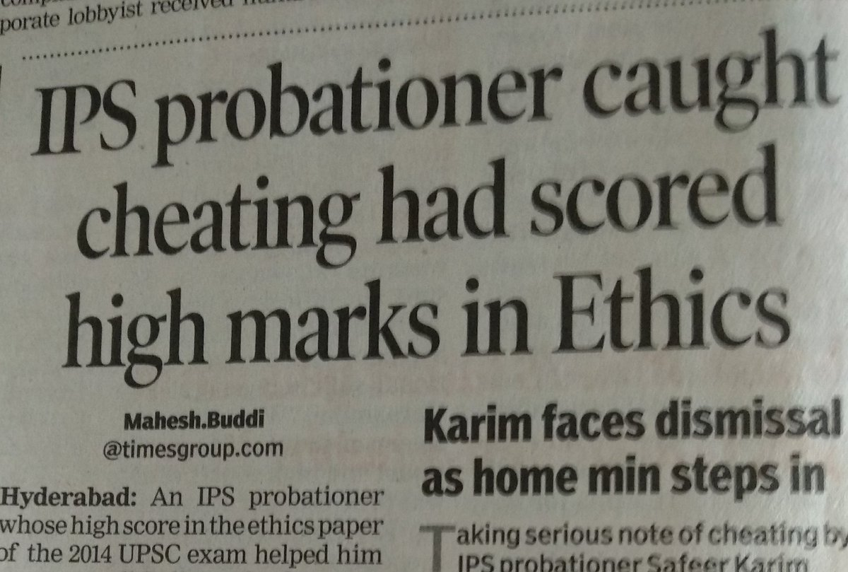 #Karim takes the Cream.  Most telling comment on our social hypocrisy bred by outdated Macaulay + Nehruvian amoral education system. Sad. <br>http://pic.twitter.com/XzL2qS29gH