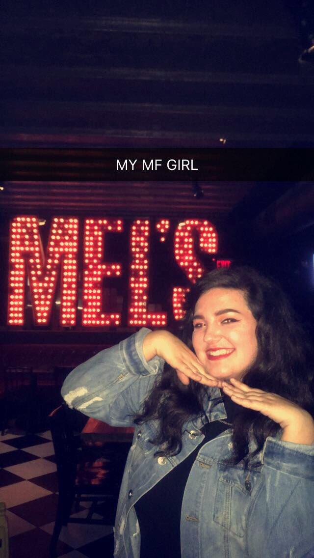 i met a girl on halloween