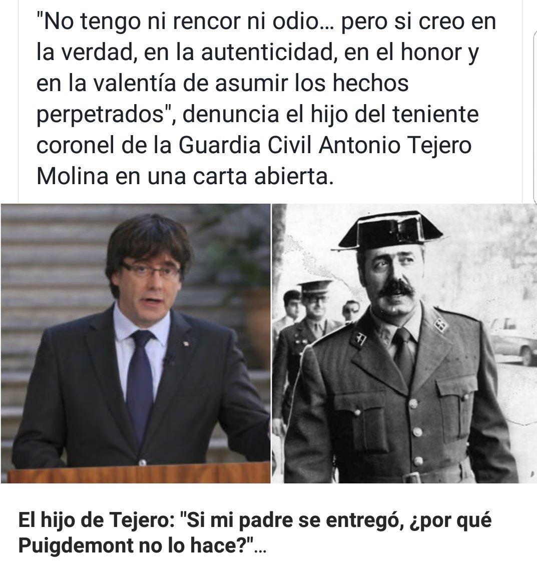 ===De Tejero a Puigdemont donde estan la diferencias???=== DNi0SZSWkAIo5NU