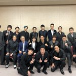 HiGH&LOW THE MOVIE3FINAL MISSION 完成披露試写舞台挨拶 pi…
