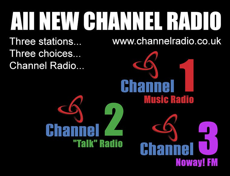 You can listen live to all our Talk, business, community & special interest shows here ==>> http://channelradio.co.uk/2