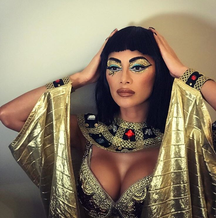 Nicole Scherzinger Halloween Costume.Nicole Scherzinger On Twitter I Had So Much Fun Being Cleopatra