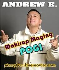 Mahirap maging pogi