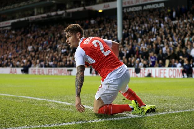 Un nouveau poste pour Mathieu Debuchy avec Arsenal https://t.co/gTUCp9WN9X