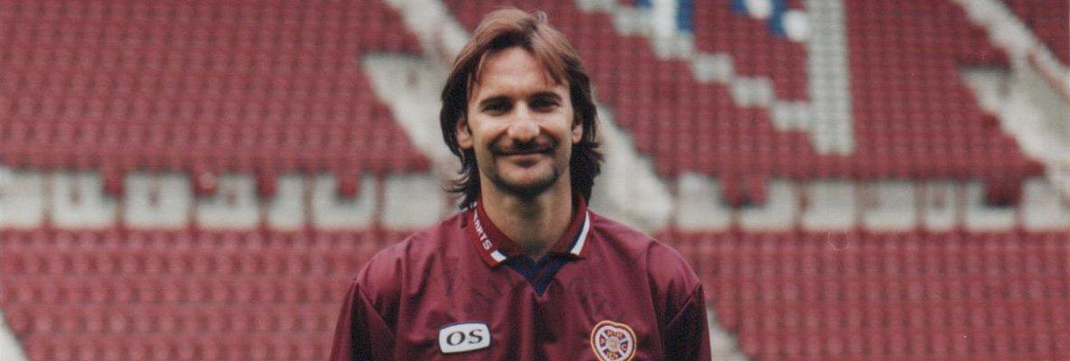 Stefano Salvatori: 1967 - 2017 | http://www.heartsfc.co.uk/news/6299