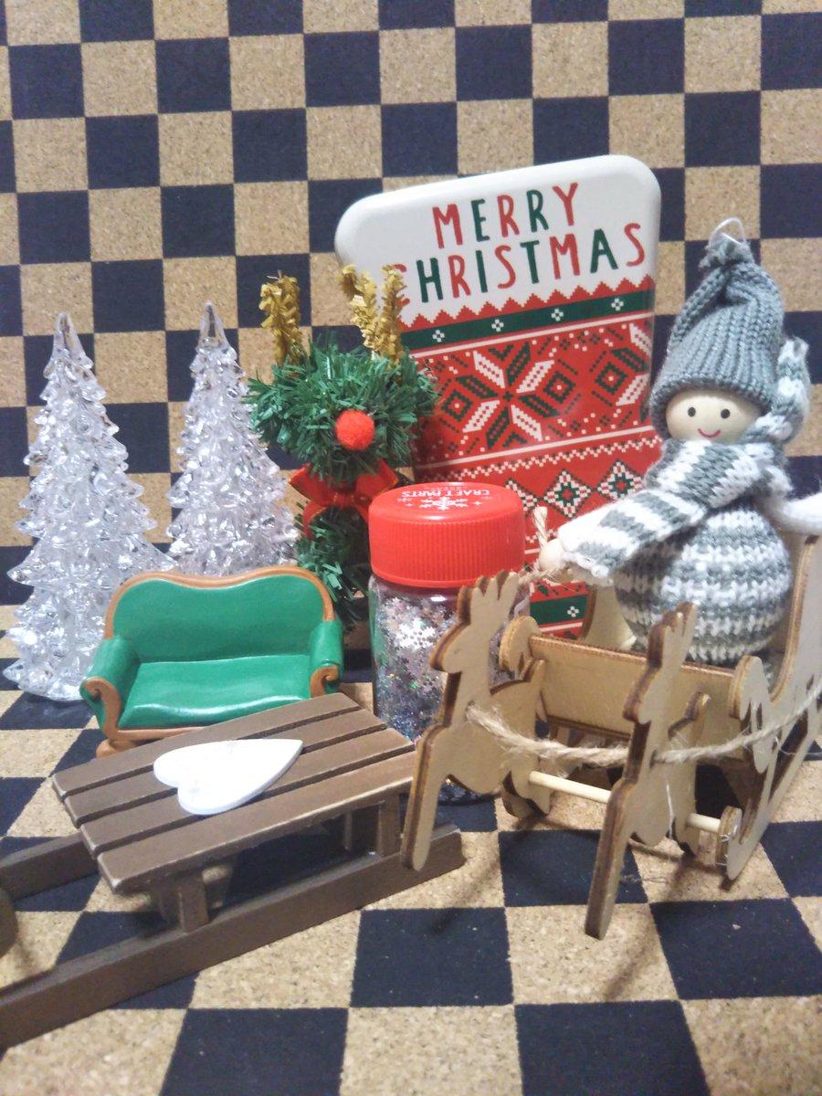 test ツイッターメディア - ダイソーのクリスマス商材大変よろしいぞー!!! #ダイソー #クリスマス https://t.co/k0jtE9fdDQ