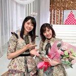 本日、NHK BSプレミアム「AKB48 SHOW!」の収録がありました😊ゆみりん、念願だったまゆゆ…