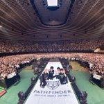 ツアーPATHFINDER大阪城ホール2日目終了しました🏯めちゃ楽しかった〜🔥じょーほーる!じょーほ…