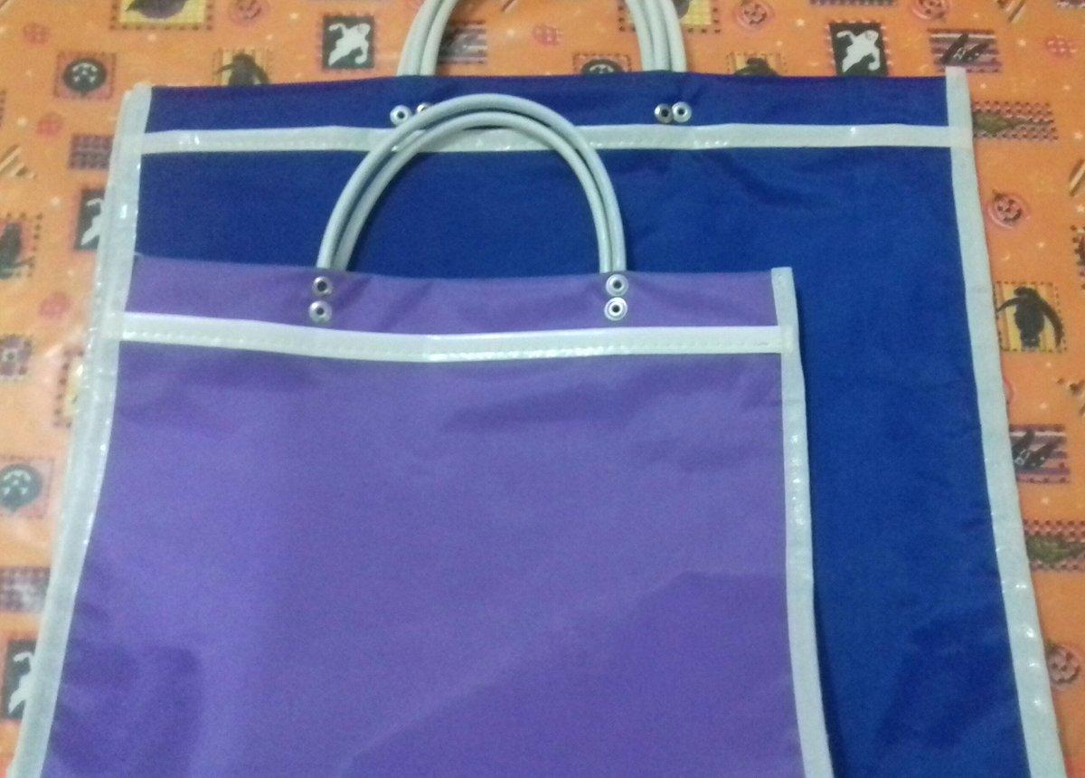 a4634c999 Bolsa Mandado con tu Logo o Marca En Serigrafia 1 tinta Pequeña (lila) $19  pesos Grande (azul) $24 pesos Colores Surtidos… https://t.co/POywWXnD3h