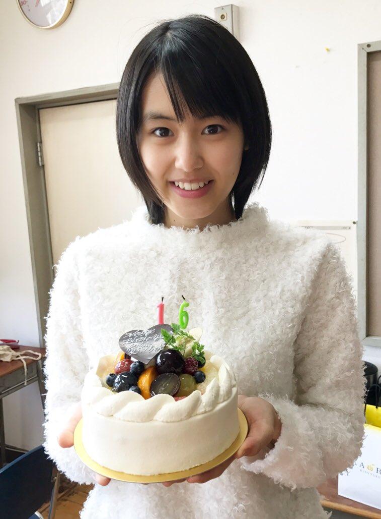 誕生日の竹内愛紗