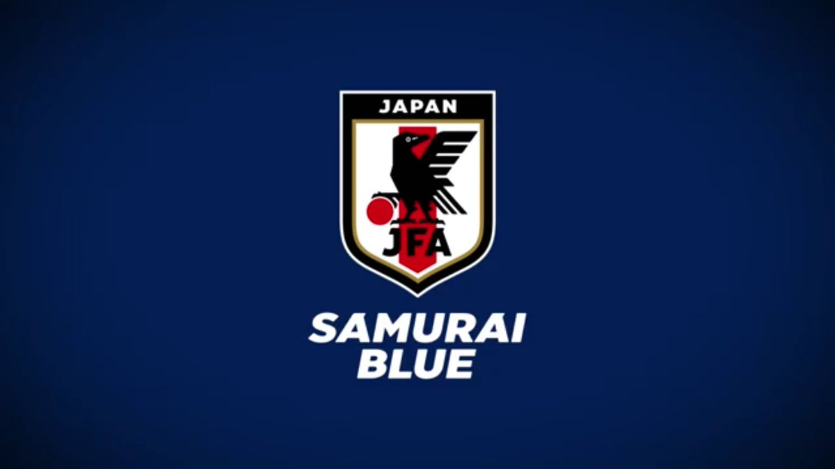 サッカー日本代表新代表エンブレム Hashtag On Twitter