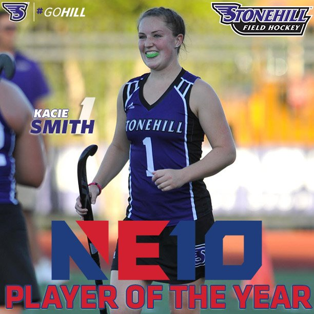 Embrace The Victory: Stonehill's Kacie Smith Named National Player of the  Year