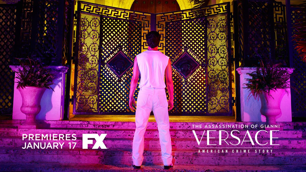 Image result for The Assassination of Gianni Versace: American Crime Story poster