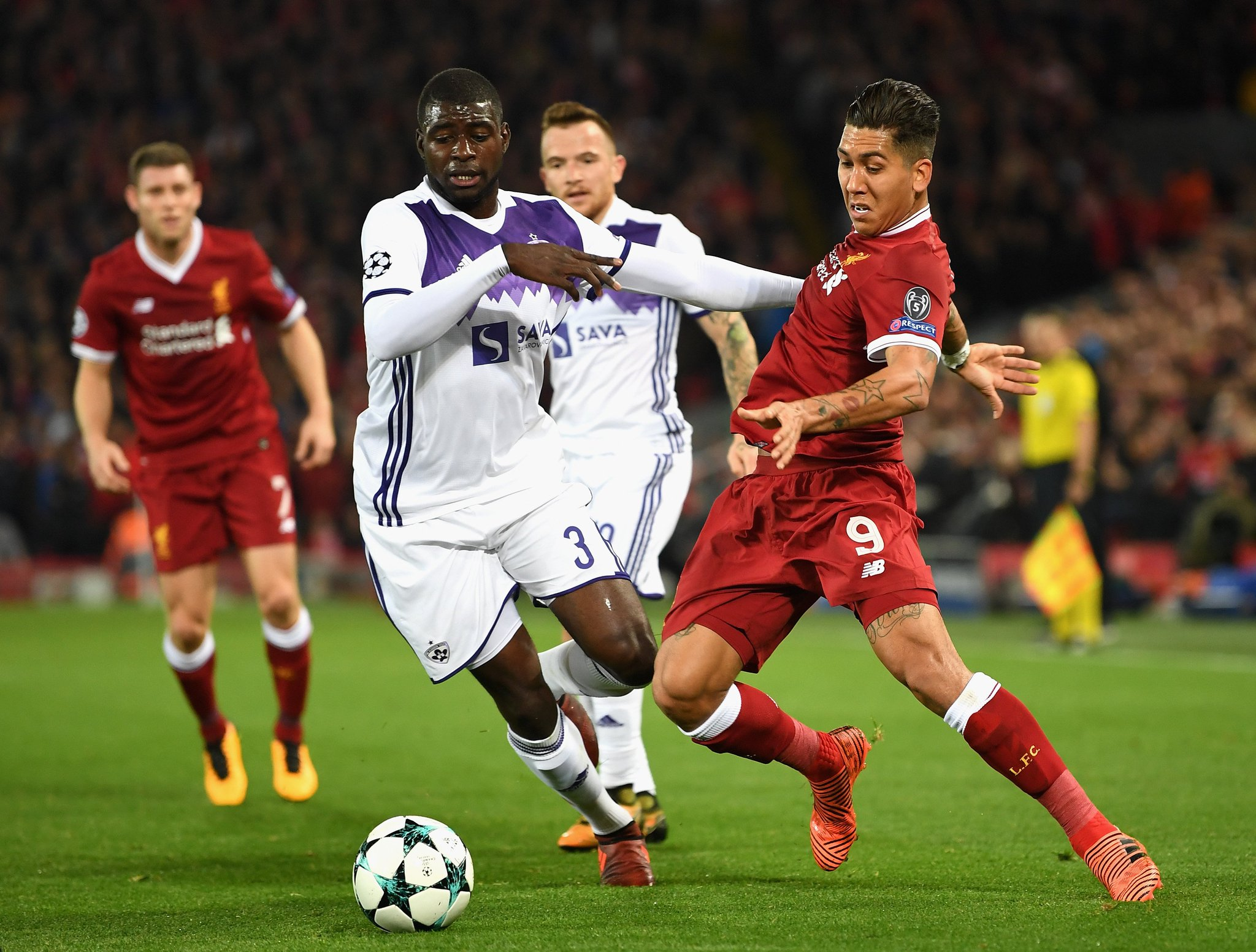 Liverpool vs Maribor Highlights