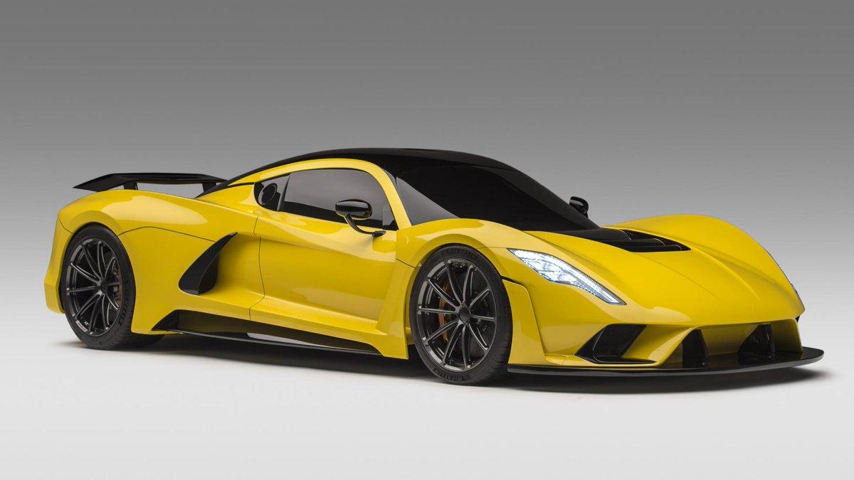 Https Www Topgear Com Car News First Look New Hennessey Venom F Aims Mph