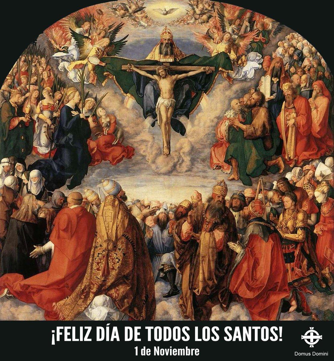 Día de los todos los santos
