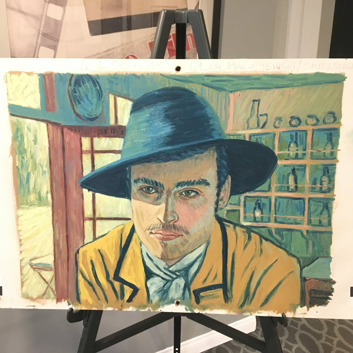 Loving Vincent On Twitter More Original Paintings From Lovingvincent Have Gone On Sale On Our Website Https T Co C7ge2mkopd