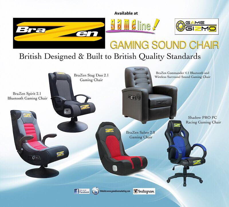 Cool Brazen Gaming Chairs Brazen Chairs Twitter Pabps2019 Chair Design Images Pabps2019Com
