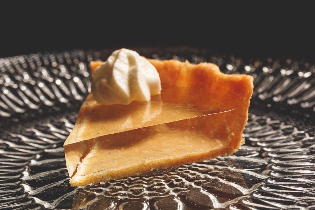 Clear Pumpkin Pie Mixes Seasonal Comfort With Molecular Gastronomy — https://t.co/pw2FAbUphA
