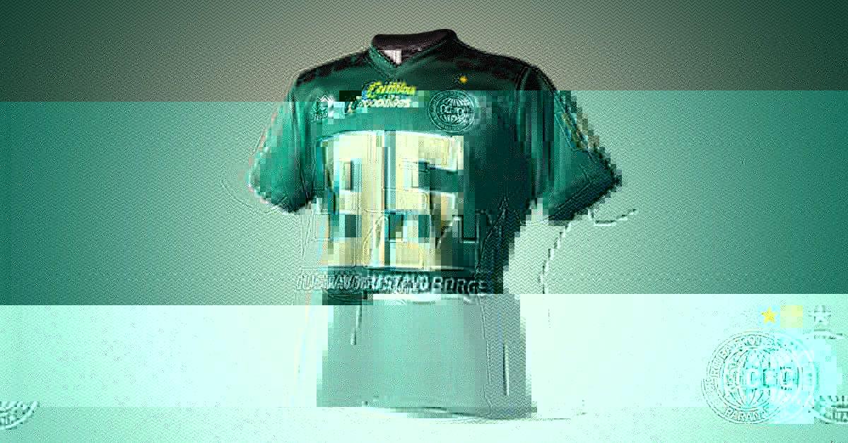 Vitrine Coxa  desta quarta-feira. Camisa do Coritiba à venda na Coritiba 6cc2a82c0025d
