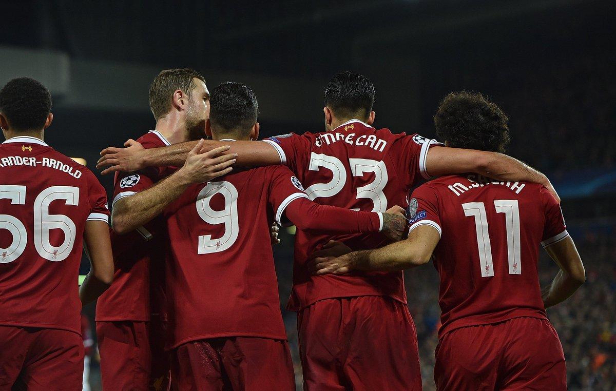 ЛЧ. Ливерпуль ограничился тремя забитыми мячами Марибору - изображение 2