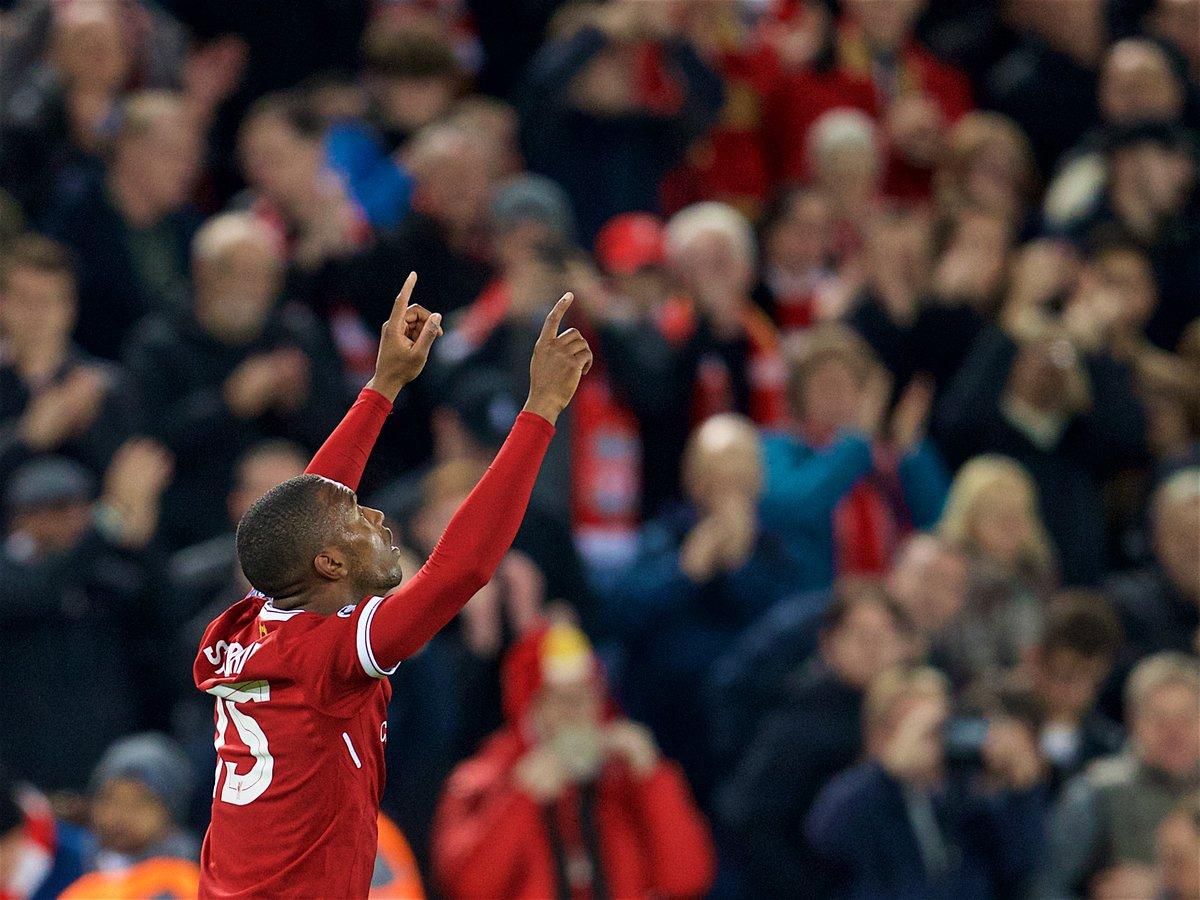 ЛЧ. Ливерпуль ограничился тремя забитыми мячами Марибору - изображение 1