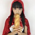 朝ご飯はパン派です♡♡おはようございます♡♡#スパガ #阿部夢梨 pic.twitter.com/g…