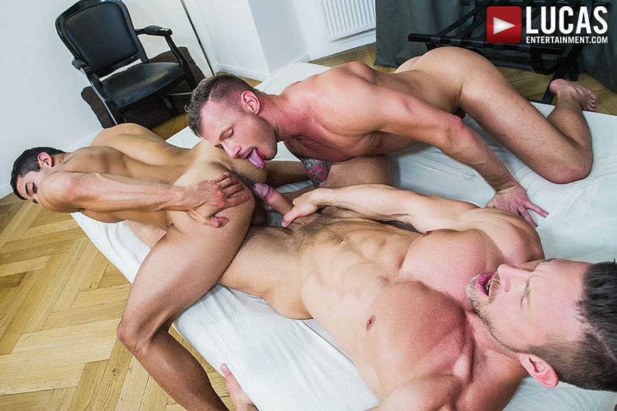 I'm going to cum - https://t.co/PEB2bfcQNo - @xLoganRogueX @DraeAxtellXXX  @LucasEnt  #gay3way #hornyguys #creamycum https://t.co/5btqCwm7ku