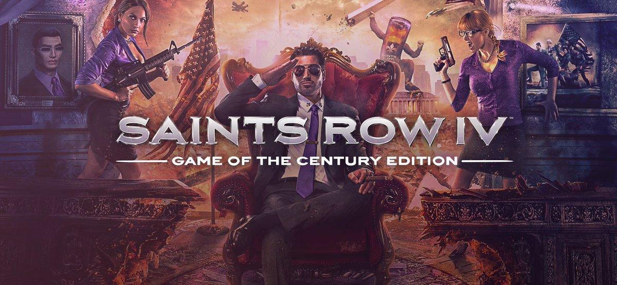 A Série Saints Row está saindo no GOG com até 80% de desconto. Vale a pena conferir este jogão! https://t.co/1R7JUSITIG https://t.co/cRA2voD5Hk