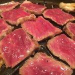 昨日収録でお肉特集でもなんでもなかったのにお肉の映像いっぱいみたから夜お肉食べた😂。美味しかったわー…