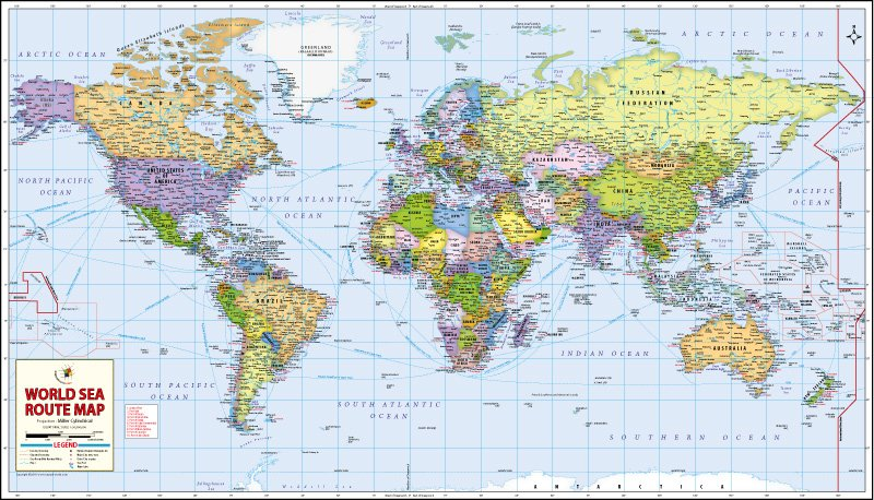 Worldmap Hashtag On Twitter - Image world map