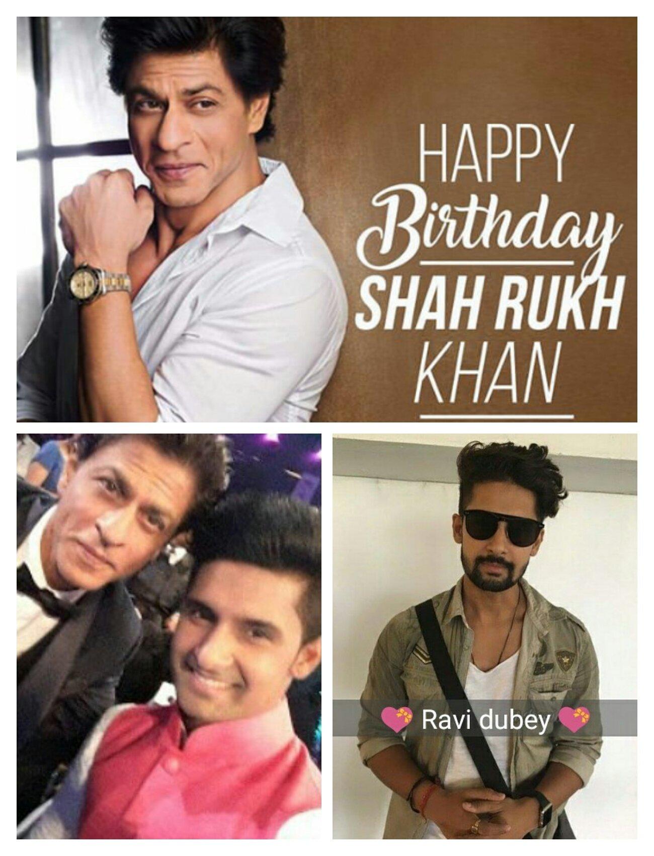 Shahrukh Khan's Birthday Celebration   HappyBday to