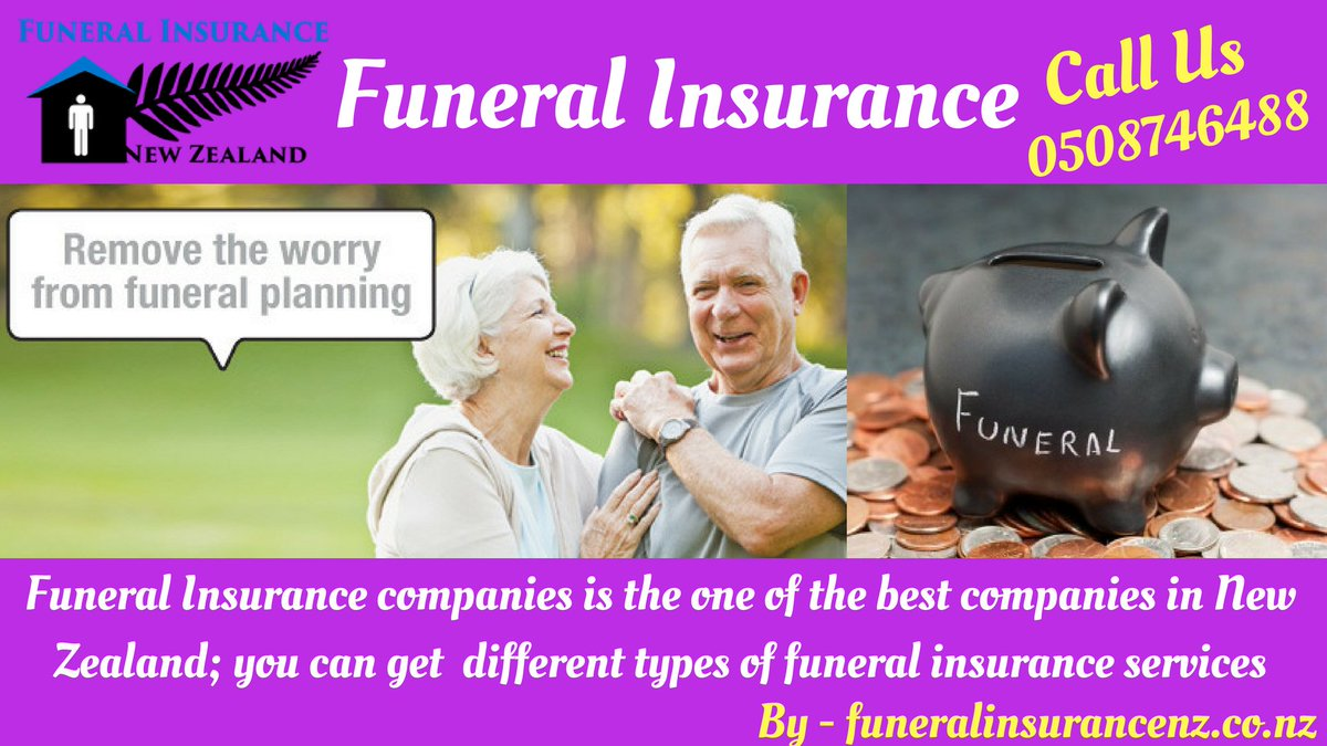Funeral insurance new zealand
