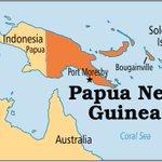 Independent State of Papua New Guinea, Australasia Region, Oceania