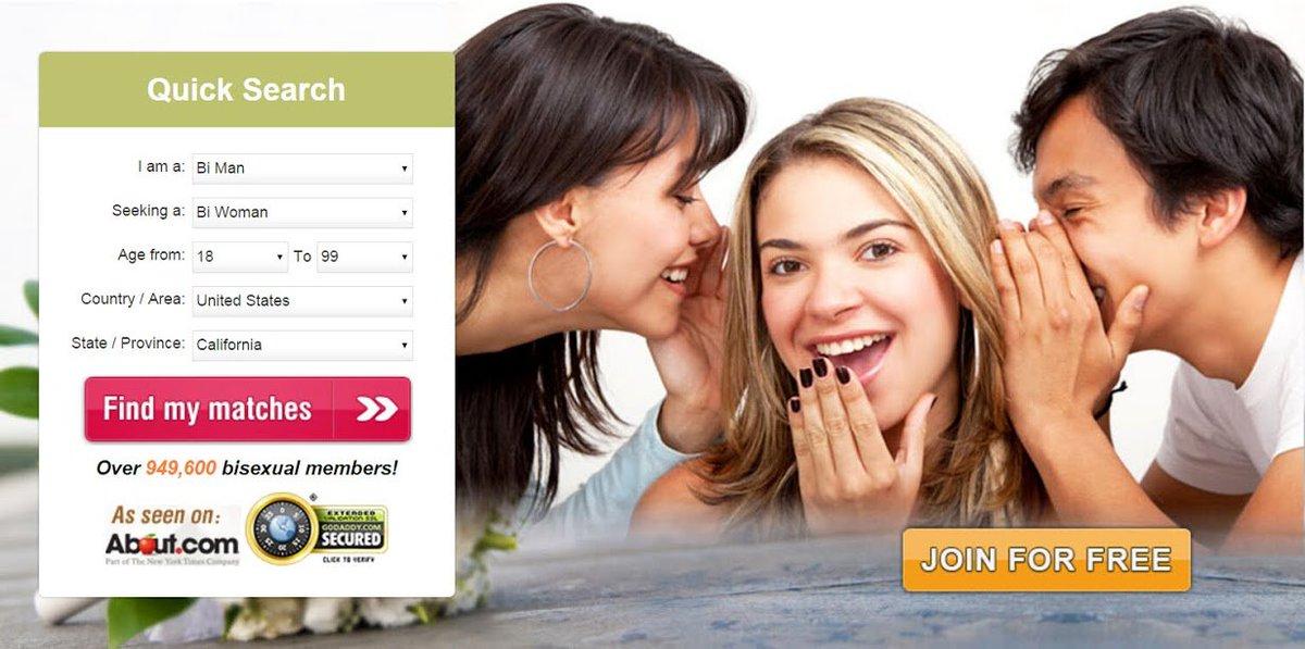 Bisexual bicurious dating